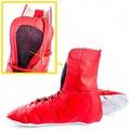 Кожаные борцовки для спортсменов