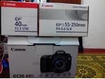 Продам Canon eos 60D