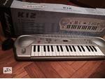 Продам синтезатор Ringway k12 2200 рублей СРОЧНО